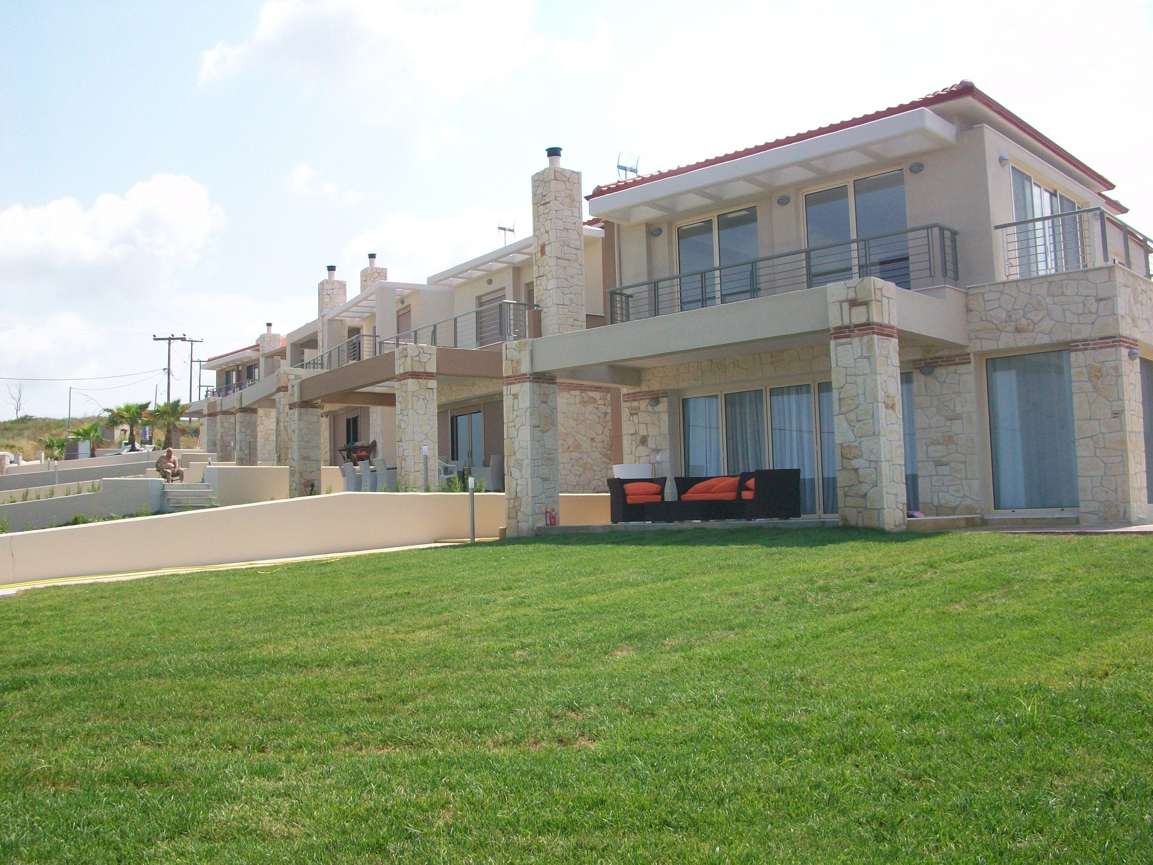 Апартаменты на островах греции